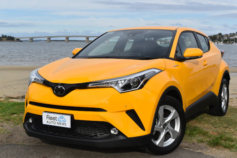 Toyota C-HR – Stand out from the crowd