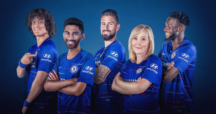 sports shoes 04c30 23f0f Hyundai Motor becomes Global Automotive Partner of Chelsea ...