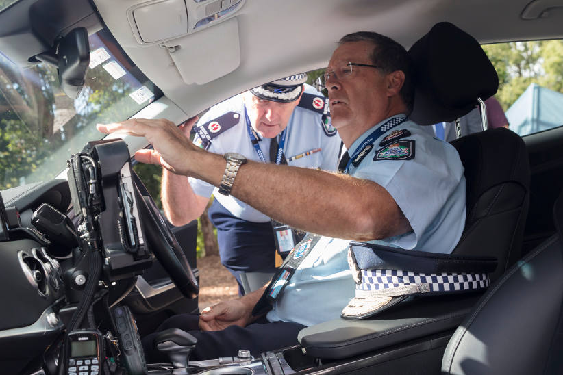 Kia puts the sting into QLD policing