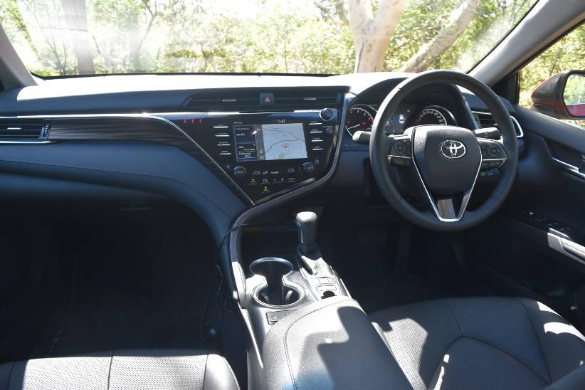 2018 Toyota Camry SL – The best Camry yet | Fleet Auto News
