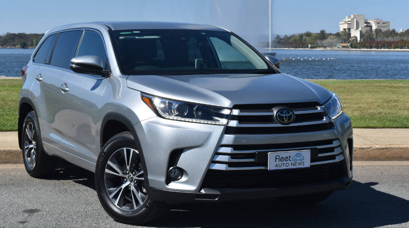 Toyota Kluger GX – Ideal recipe for work rest and play
