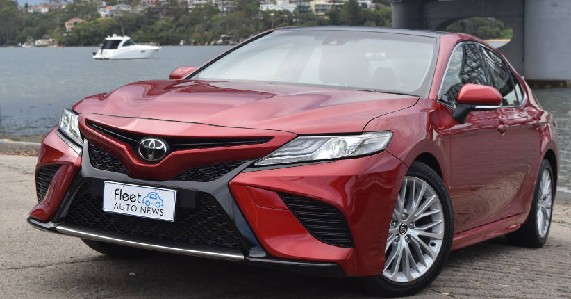 2018 Toyota Camry SL – The best Camry yet