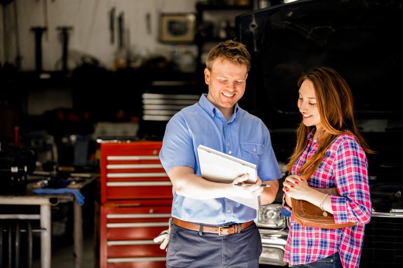 Local mechanics get the top vote in Australian consumer survey