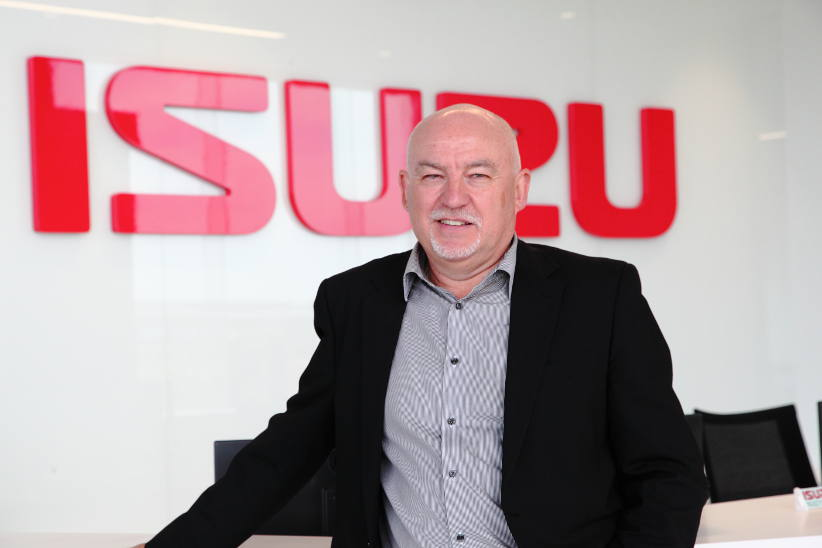 Isuzu trucks appoints National Fleet Sales Manager
