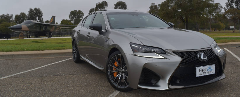 Lexus GS F – Weapon of choice