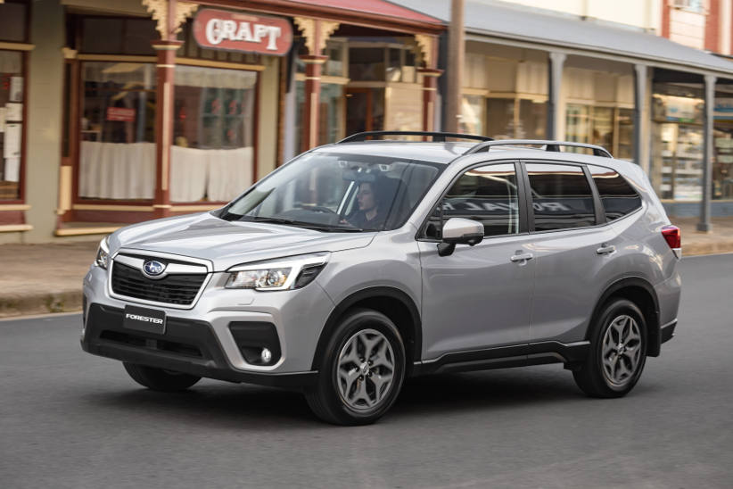 All New Subaru Forester Launched In Australia Fleet Auto News