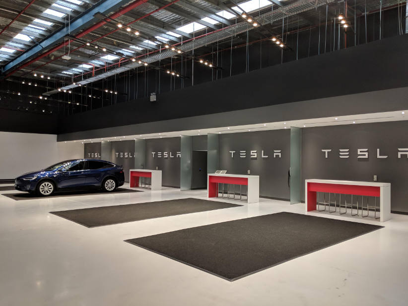 Tesla expands in Australia ahead of Model 3 launch