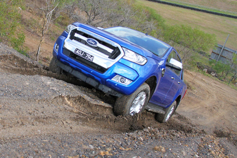 Specialised 4WD driver training now in Sydney