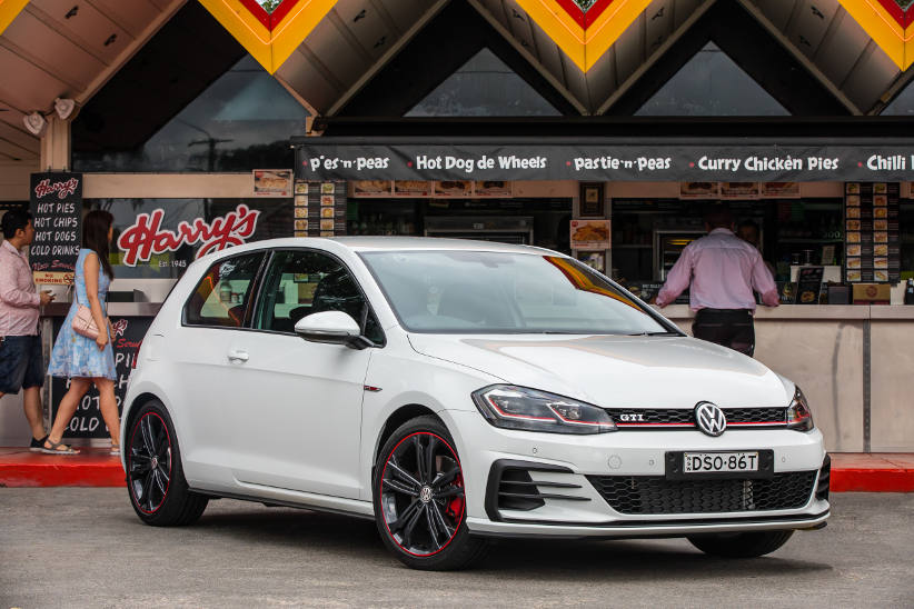 VW selling unique experience to rental fleets