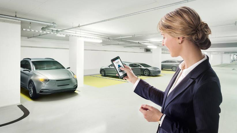 Bosch technology makes car sharing easier for fleets