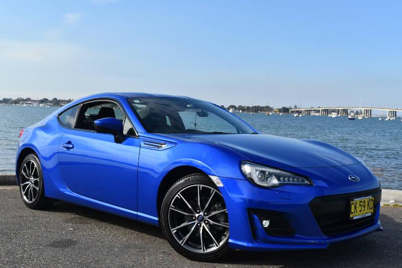 Subaru BRZ – Make it Sunday everyday