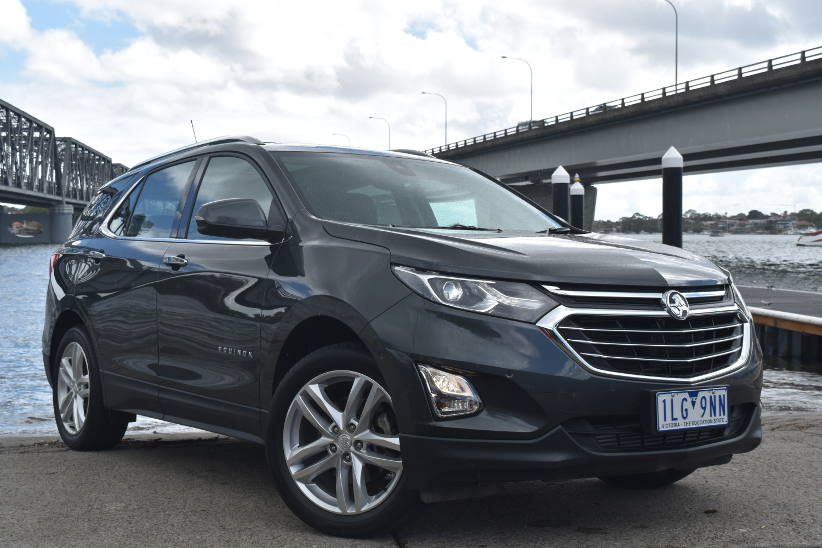 FAN Review - Holden Equinox LTZ-V