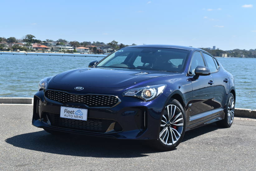 FAN review - KIA Stinger - Turning heads, changing minds