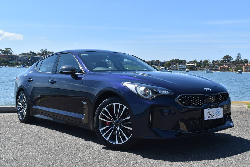 FAN review – KIA Stinger – Turning heads, changing minds