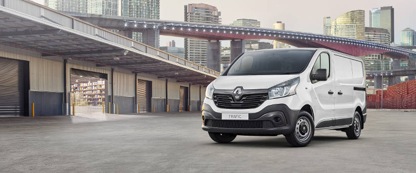 Renault launches low cost fuel efficient van for delivery fleets