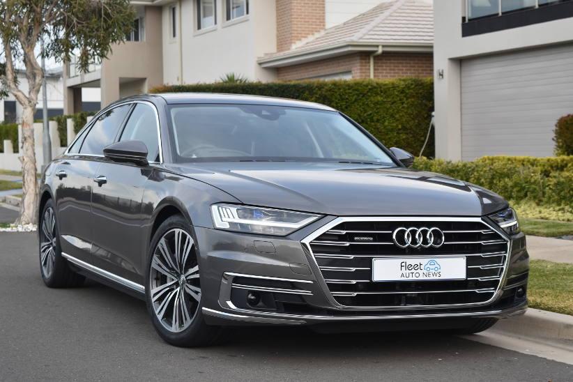 Audi A8 – When first class, isn't enough