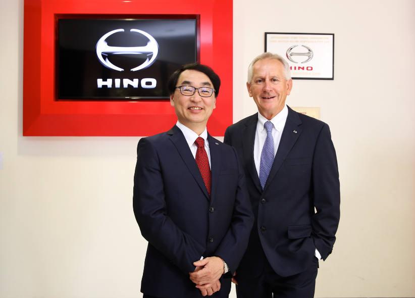 Hino Australia gets a new President