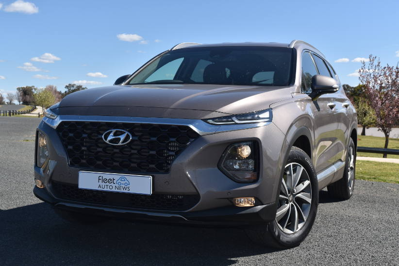 FAN Review - Hyundai Santa Fe Elite – Bigger, better, brilliant