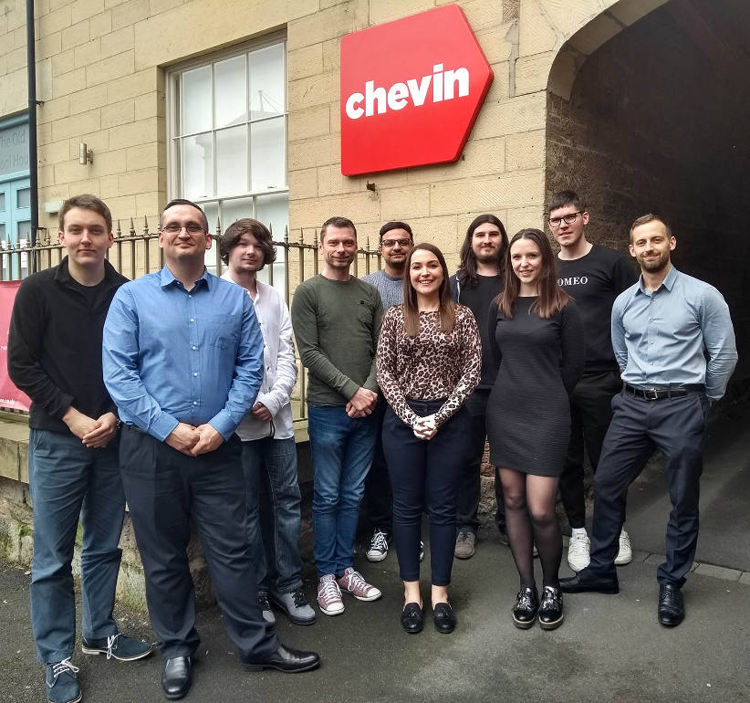 Chevin expands the global team with thirteen new hires