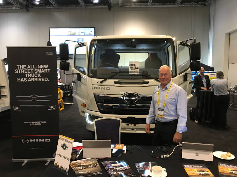 IPWEA 2019 Fleet Conference - Did you see these exhibitors?