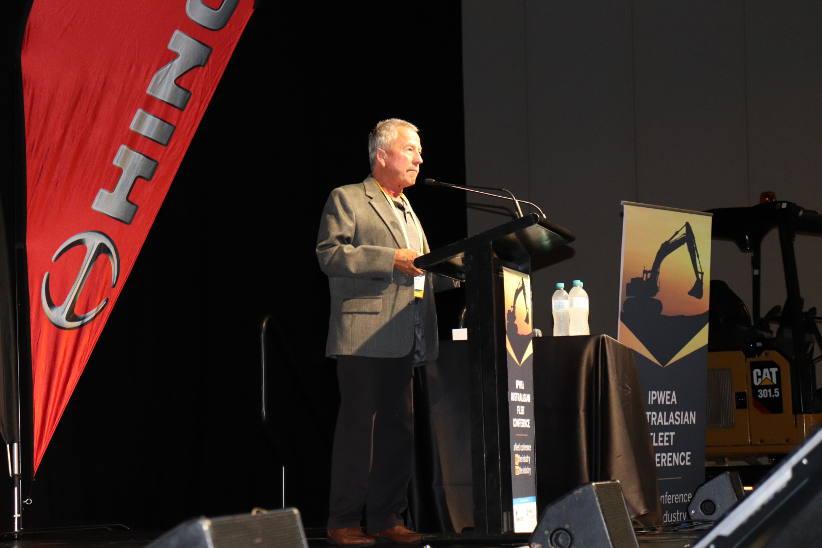 IPWEA 2019 Fleet Conference - First day summary