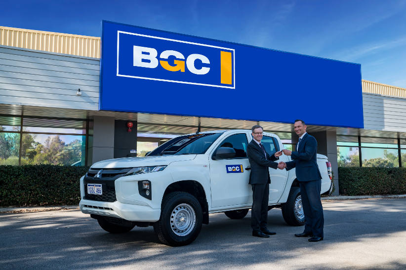 Mitsubishi Motors partners with BGC to deliver future fleet