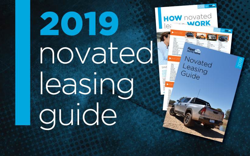 FAN launches the 2019 Novated Leasing Guide