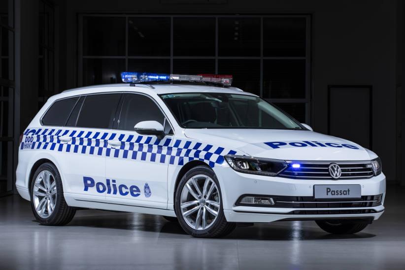 Police pick Passat