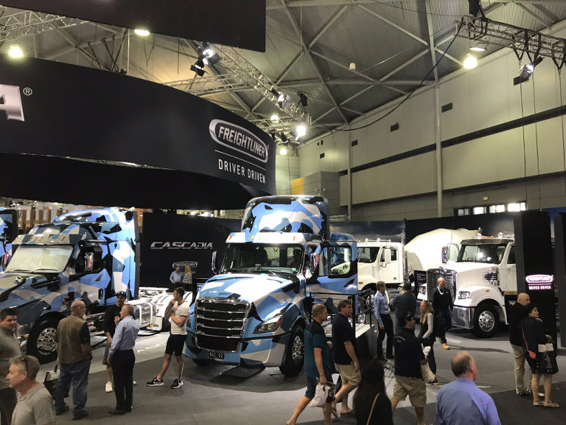 Pictures from the 2019 Brisbane Truck Show