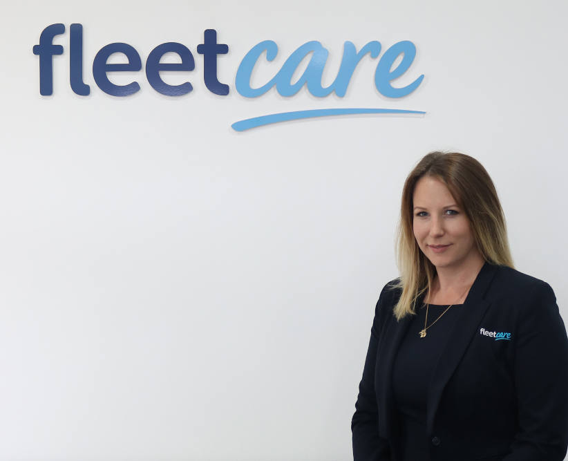 Women in Fleet: Kate Walker talks about the care factor at Fleetcare