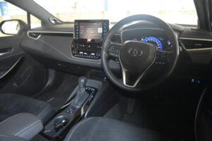 Toyota Hybrid Corolla ZR Dash 1