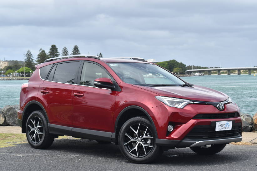 Toyota RAV4 GXL – Runaway with an old friend