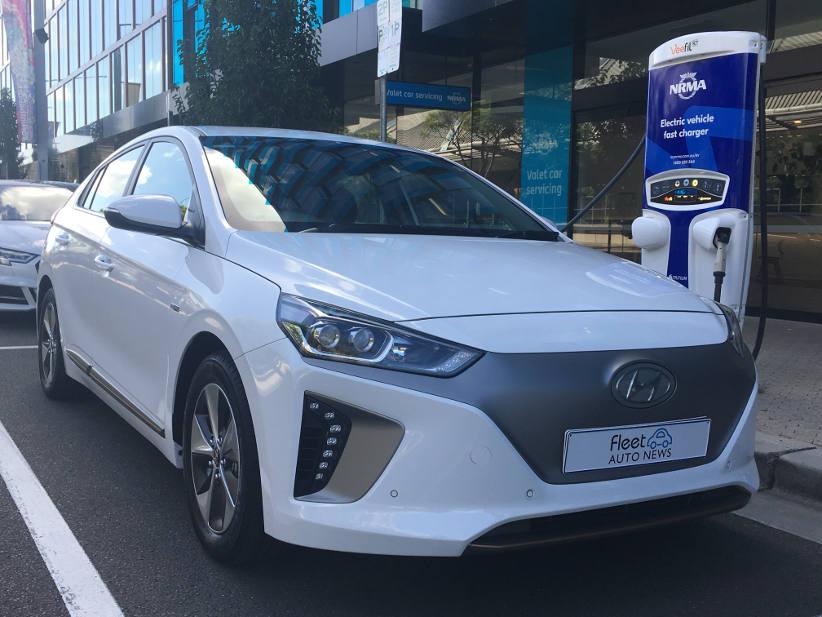 Salary sacrifice driving EV adoption