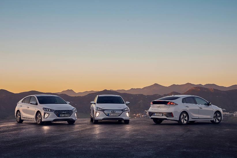 Hyundai updates IONIQ to encourage fleets to go electric
