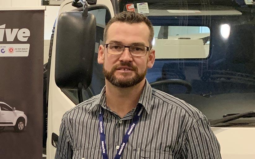 IPWEA awards top fleet student Alex Wakeford