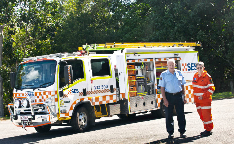 Safety in paradise: Isuzu and Noosa SES team Up