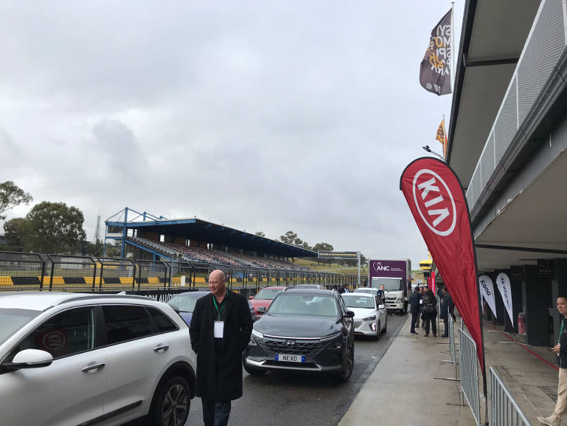CEFC hold another successful EV drive event for fleets