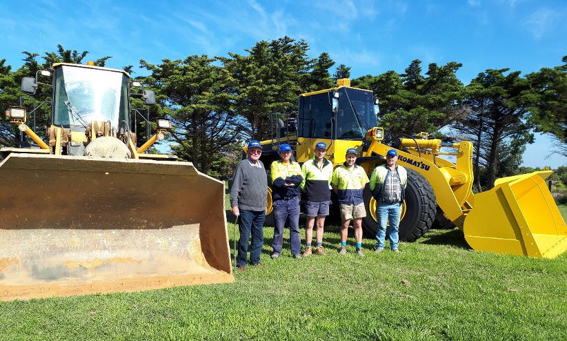 Third generation quarry business increases productivity with new equipment