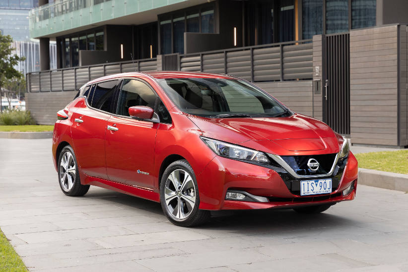 Prices drop for fleets as new Nissan Leaf arrives in Oz