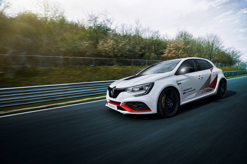 Most powerful Megane ever available to buy online