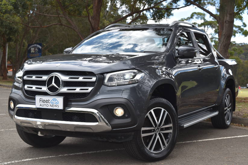 Mercedes Benz X-Class – A rose amongst the thorns | Fleet