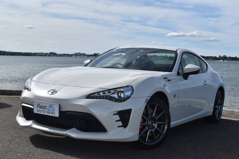Toyota 86 – Old skool cool