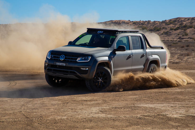 Amarok V6 manual confirmed - perfect for a novated lease