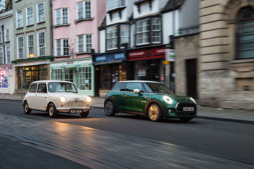 60 years of Mini