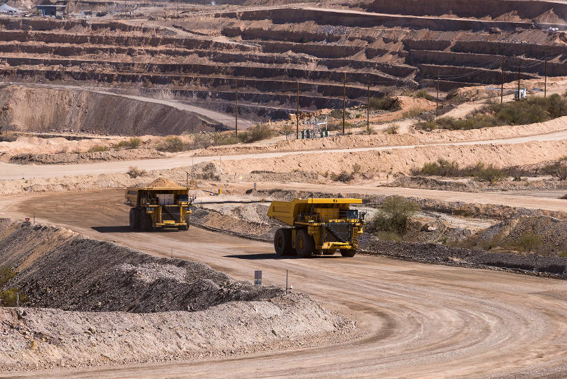 Komatsu deploys 41 autonomous trucks in BHP mine site