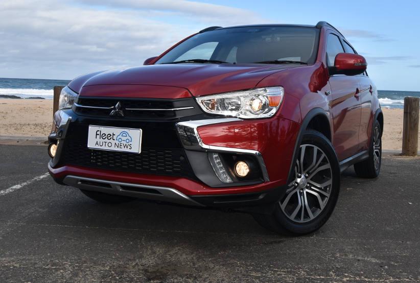 FAN novated review - Mitsubishi ASX