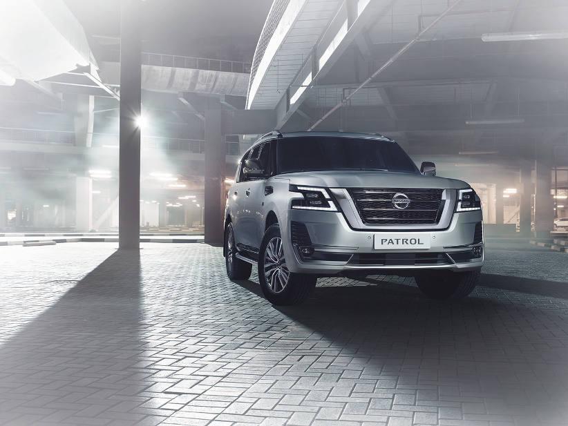 Nissan unveils 2020 Patrol
