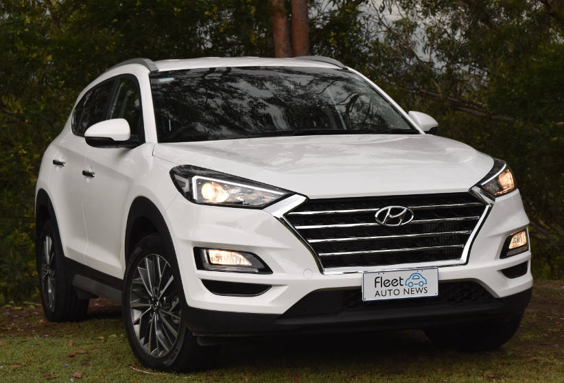 Hyundai Tucson Elite – Ticking all the boxes