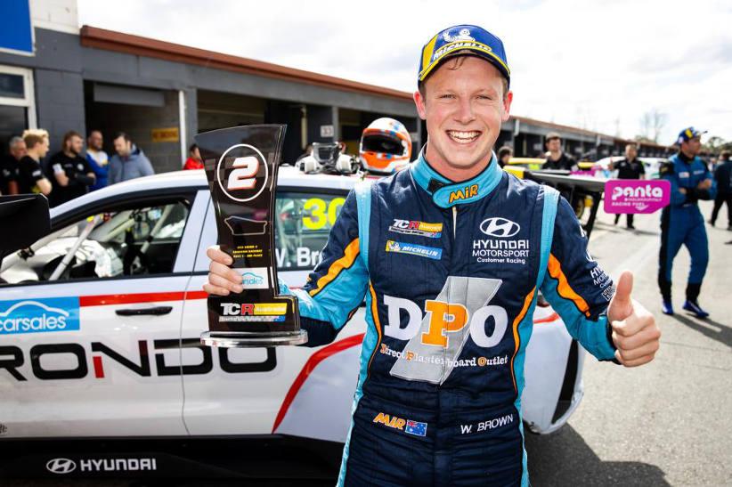 Hyundai claims TCR Australian Championship