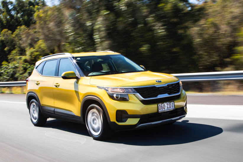New small SUV to reduce costs for fleets - Kia Seltos